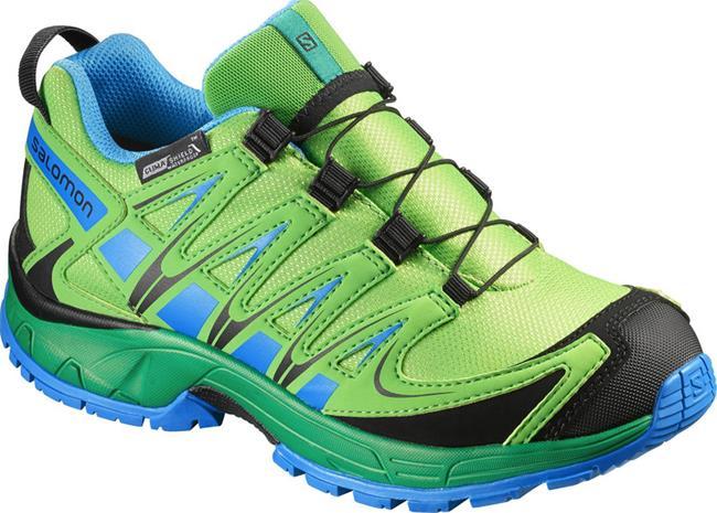 Salomon XA Pro 3D CSWP kengät , vihreä