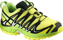 Salomon XA Pro 3D kengät , keltainen/musta