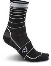 Craft Gran Fondo sukat , valkoinen/musta, Miesten alusasut