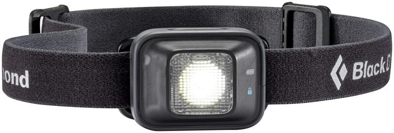 Black Diamond Iota Otsalamppu , musta