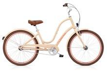Electra Townie Original 3i EQ kaupunkipyörä , beige