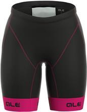Alé Cycling Triathlon Record triathlon-vaatteet , vaaleanpunainen/musta