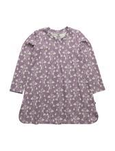 Småfolk Dress Ls. + Pleat. Flowers 14880006
