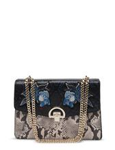 Mango Chain Patched Bag 15424560