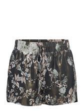 Mango Floral Print Shorts 15506943