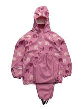 CeLaVi Rainwear Suit -Pu W.Elephants 14952447