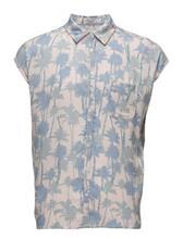 Lee Jeans Sl Shirt Pale Pink 15269683