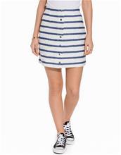Soaked in Luxury Verena Skirt Minihameet Creme