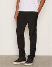Topman Black Skinny Fit Smart Trousers Housut Black