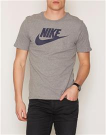 Nike Sportswear Tee Icon Futura T-paidat ja topit Carbon