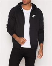 Nike Sportswear Hoodie Zip Air Puserot Black