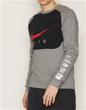 Nike Sportswear Air Hybrid Crew Neck Puserot Carbon