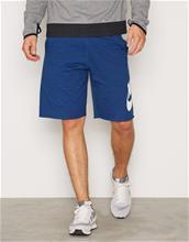 Nike Sportswear Mens Shorts FT Treenishortsit Sininen/Valkoinen