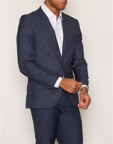 Topman Mid Blue Skinny Fit Suit Jacket Bleiserit & puvut Mid Blue