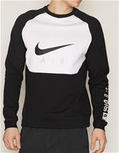 Nike Sportswear Air Hybrid Crew Neck Puserot Black/White