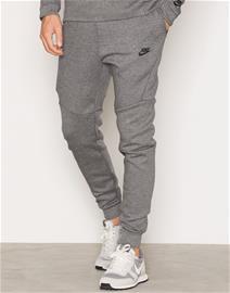 Nike Sportswear Mens Tech Fleece Jogger Housut Carbon Black