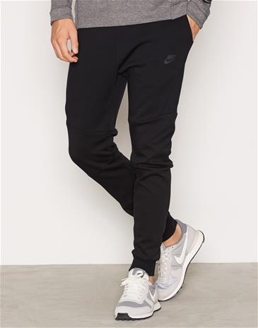 Nike Sportswear Mens Tech Fleece Jogger Housut Black