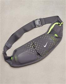 Nike Double Pocket Flask Belt Treeniasusteet Dark Grey