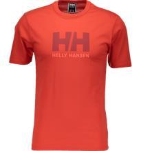 Helly Hansen SO LOGO SS TEE M MELT DOWN RED