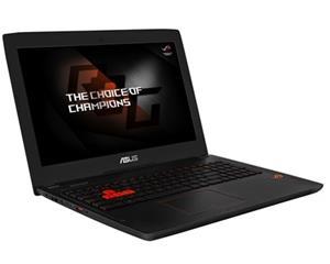 """Asus Rog GL502VS-GZ233T (Core i7-7700HQ, 16 GB, 1000 GB + 256 GB SSD, 15,6"""", Win 10), kannettava tietokone"""