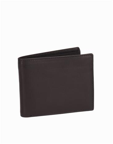 Baron Six Card Wallet Lompakot Black