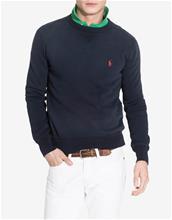 Polo Ralph Lauren Crew Neck Vintage Sweatshirt Puserot Navy