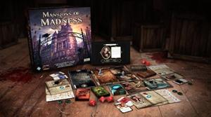 Mansions of Madness (2nd Edition), lautapeli