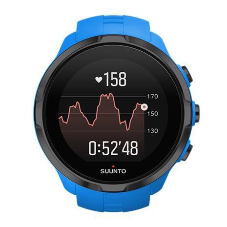 Suunto Spartan Sport Wrist HR, gps-urheilukello