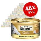 Gourmet Gold -lajitelma 48 x 85 g - Pate -lajitelma I