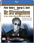 Dr. Strangelove or: How I Learned to Stop Worrying and Love the Bomb - Collector's Edition (Blu-ray), elokuva