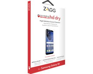 Samsung Galaxy S8, suojakalvo