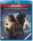Beauty and the Beast (2017, 3D Blu-Ray), elokuva