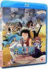One Piece The Movie: Episode Of Alabasta (Blu-ray), Elokuva