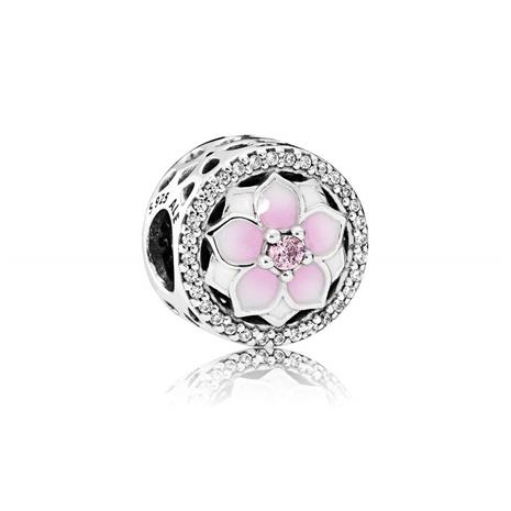 Pandora 792085PCZ Magnolia Bloom