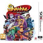 Shantae And The Pirate's Curse, Nintendo 3DS -peli