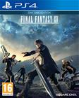 Final Fantasy XV (15), PS4-peli