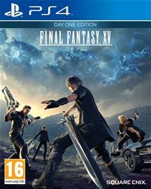 Final Fantasy XV (15), PS4-peli