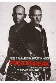 Prison Break: Sequel - minisarja (Blu-Ray), TV-sarja