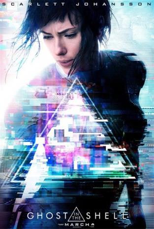 Ghost in the Shell - Steelbook (2017, 4k UHD + Blu-Ray), elokuva