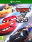 Cars 3: Driven to Win, Xbox One -peli