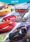 Cars 3: Driven to Win, Nintendo Wii U -peli