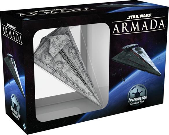 Star Wars Armada: Interdictor Expansion Pack LAUTA