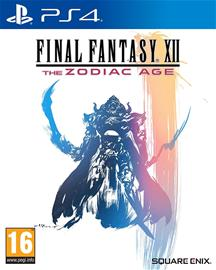 Final Fantasy XII: The Zodiac Age, PS4-peli