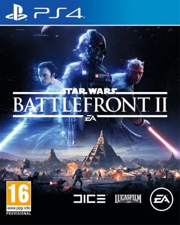 Star Wars: Battlefront II (2), PS4-peli