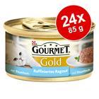 Gourmet Gold Ragout 24 x 85 g - nauta