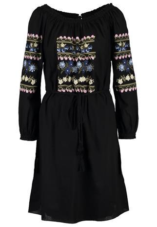Needle & Thread CROSS STITCH Vapaaajan mekko black