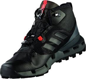 adidas Terrex Fast Mid GTX-Surround kengät , musta