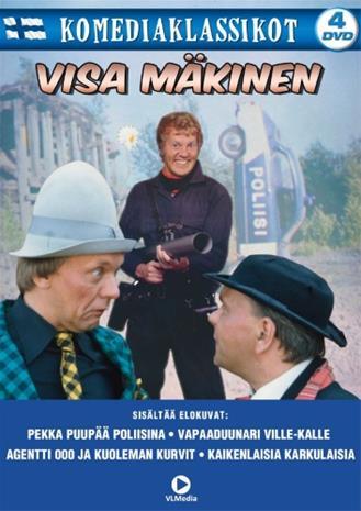 Visä Mäkinen - Komediaklassikot, elokuva