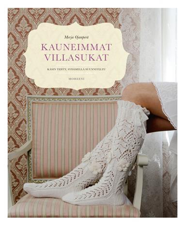 Kauneimmat villasukat (Merja Ojanperä), kirja