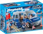 Playmobil, Liikennepoliisit ja pakettiauto